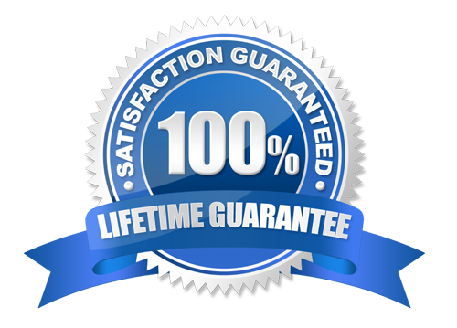 Lifetime Guarantee Logo 1