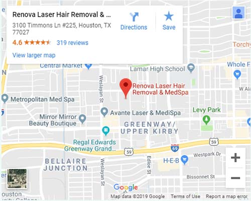 Renova Laser Galleria Location