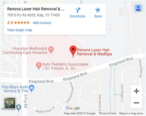 Renova Laser Katy Texas Location